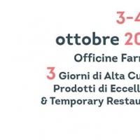 COOKING FOR ART ROMA 2015 - OFFICINE FARNETO