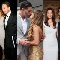 Cravatte matrimonio e abiti bianchi: tutte le nozze dell'estate 2015