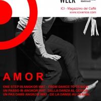 A M O R. Un passo ad Angkor Wat - dalla danza al design