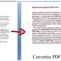 File PDF non è più immutabile: si può convertire file PDF in altri formati modificabili in modo facile ed efficiente