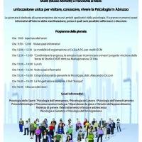 Edizioni Psiconline all'OPEN DAY della Psicologia - 10 ottobre 2015 a Francavilla al Mare (Ch)