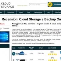 Un utile sito per scegliere la miglior piattaforma cloud storage