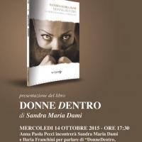 """Presentazione del libro """"Donne Dentro - La Meraviglia della Normalità"""""""