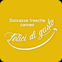 """Le dolcezze fresche cameo lanciano il Concorso """"Felici di gusto"""""""