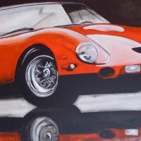 Museo Ferrari:la qualità pittorica di Liliana Mantioni Lanaro alla mostra di Spoleto arte,organizzata dal manager Salvo Nugnes