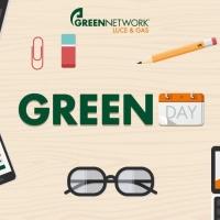 Green Day: ritorna l'iniziativa speciale di Green Network Luce & Gas