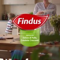 Findus presenta lo spot dedicato alle nuove Cotolette Croccanti,  arricchite da un ''ingrediente in più'' per donare più sapore a tavola… e nella vita!