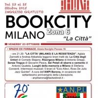 Letture su Milano e la Resistenza alla Ex Fornace