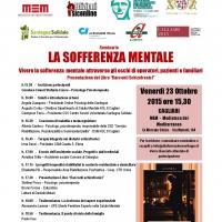 Racconti schizofrenici di Stefano Porcu e Bruno Furcas - Edizioni Psiconline sarà presentato a Cagliari   durante il Seminario sulla Sofferenza Mentale