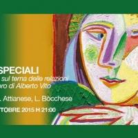 Affetti speciali. Uno psicologo si racconta di Alberto Vito - Edizioni Psiconline: nuova presentazione a Vicenza