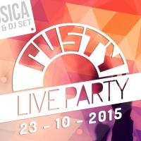 RUSTY LIVE PARTY 2015