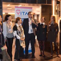 VITAL ITALY ONLUS INCANTA IL PUBBLICO A EXPO 2015
