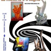 """""""Punti di Vista – la materia e il segno"""" mostra d'arte contemporanea"""