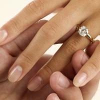 L'acquisto di un anello di fidanzamento online