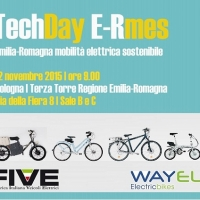 Le bici elettriche Wayel al TechDay della mobilità elettrica in Emilia Romagna