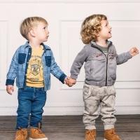 Scegliete il giusto capo per il vostro bambino!
