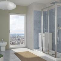 Trasformare la vasca in una doccia beneficiando degli sgravi fiscali