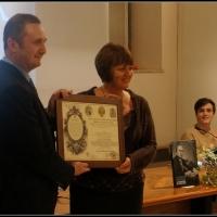 Sassuolo: Premio nazionale di filosofia, L. Ron Hubbard insignito della laurea ad honorem.