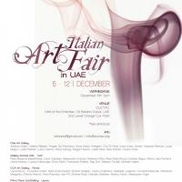 Italian Art Fair Dubai 2015. L'inaugurazione sabato 5 dicembre alla Gallery of Light del Ductac