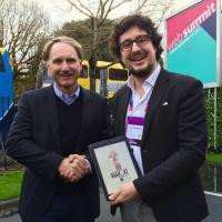 eMooks, la startup italiana che cambia la lettura digitale, conquista il Web Summit e l'interesse di Dan Brown