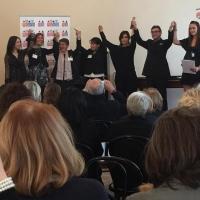 COMUNICATO STAMPA POST EVENTO - ACTION WOMAN AWARD - MILANO 25 NOVEMBRE 2015