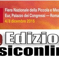 Edizioni Psiconline con i suoi autori a Più libri Più liberi 2015