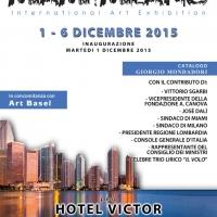 Miami:inaugura il 1dicembre la mostra