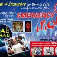Happy Hour e musica per Emergency in Barona