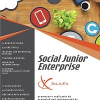 SoJuEn: educazione all'auto-imprenditorialità per i futuri Social Innovators