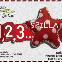 1,2,3 Spilla! Workshop gratuito di Atelier Piccoli Stilisti
