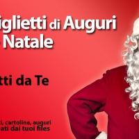 Gli Auguri di Natale si Stampano Online