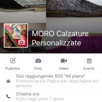 Scarpe fatte a mano personalizzabili al 100% Made in Italy