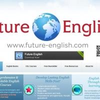 Imparare l'inglese grazie al sito www.future-english.com