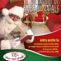 Il VIllaggio di Babbo Natale a Giugliano (Na): Ingressi Scontati