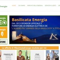 Basilicata Energia: online il nuovo sito a cura di Websis.