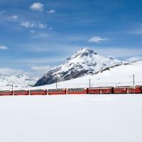 Sul Bernina Express con Mi Guidi: emozione ad alta quota