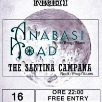"""Anabasi Road & The Santina Campana"" si esibiscono il 16 gennaio nell' evento del Rebel Circle Night"