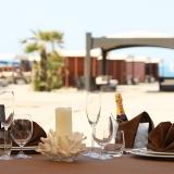 Minerva Beach goes gourmet : A Forte dei Marmi c'è più gusto