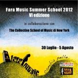 Premio Fara Music Jazz Live 2012 - Dal 30 luglio al 5 agosto
