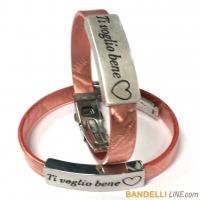 Gola secca a SAN VALENTINO ? Un braccialetto parla per te.