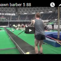 Atletica - Shawn Barber sale a 5.88. Il video