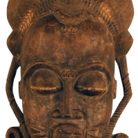 The Beauty Behind African Masks
