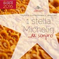 """Confermata la Stella Michelin al ristorante """"Clinica Gastronomica Arnaldo"""" di Rubiera (RE)"""