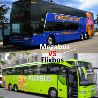 Autobus Low Cost: Megabus VS Flixbus