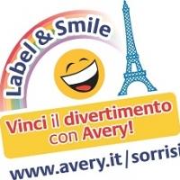 Avery ti porta a Parigi ! Al via il nuovo concorso Avery 2016