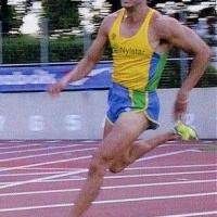 Daniele Biffi, velocista: sono più forte del vento mi dico e dico sempre