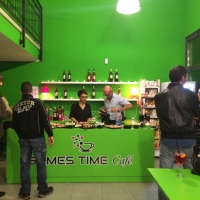 Il franchising italiano Games Time lancia il nuovo format Games Time Cafè