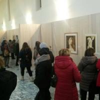 Boom di presenze alla terza edizione dell'Expo d'Arte LUCI IN AVALON