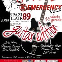 Jazz per Emergency allo Spazio Teatro 89