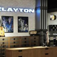 CLAYTON : NUOVO FLAGSHIP STORE IN CORSO BUENOS AIRES